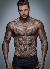 Chest Tattoos - best 25 chest tattoos for ideas on chest tattoos