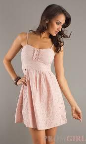 Pink Lace Short Dress And Fashion Show Collection U2013 Fashion Gossip