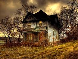Beautiful Abandoned Places by Creepy House A Haunting We Will Go Pinterest Creepy