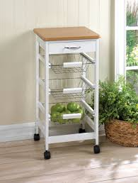 Handy Kitchen Side Table Trolley This Handy Kitchen Side Table - Kitchen side table