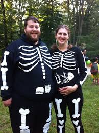 Skeleton Maternity Halloween Costumes Pregnant Skeleton Halloween Costume Baby Stuff