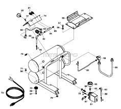 bostitch cwc200st air compressor parts