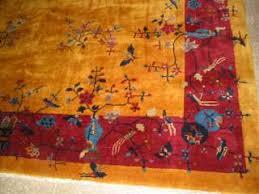 Nichols Chinese Rugs Carpet Art Deco Soul Shaguy Contemporary Area Rugs Black 4x5 Ft 3