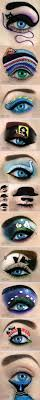 the 25 best halloween eye makeup ideas on pinterest halloween