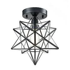 morovian light axiland industrial black copper moravian ceiling light 12