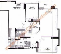 Bathroom Floor Plans Independence Place 233 241 South 6th Street High Rise