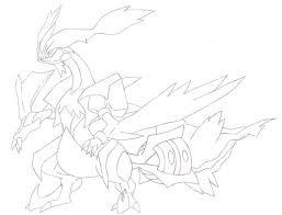 pokemon coloring pages white kyurem white kyurem pokemon coloring pages