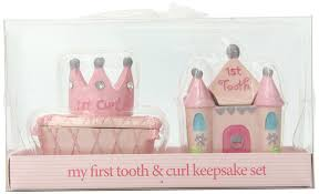 baby essentials baby essentials tooth and curl boxes princess baby