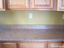 Six Dollar Kitchen Countertop Transformation Craftandrepeat