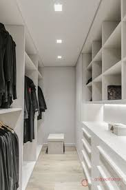 shining modern walk in closet design impressive yet elegant ideas