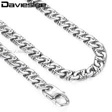 steel necklace wholesale images Chain silver necklace tone wholesale jewelry watch shop jpg