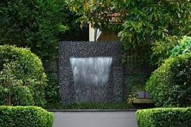 Small Backyard Water Features by Wonderful Modern Garden Fountains Water Features Water Fountains