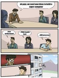 Amd Meme - untitled amd processor quickmeme