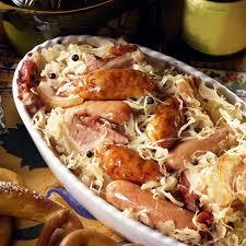 la choucroute de colmar recette choucroute plat et cuisines