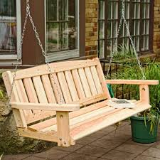 wooden lovers porch swing bench with frame best adirondack chair