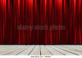 Stage With Curtains Theatre Stage Red Curtains Stock Photos U0026 Theatre Stage Red