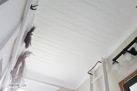 Bathroom Ceilings Wwyd Let U0027s Chat About Popcorn Ceilingsfunky Junk Interiors