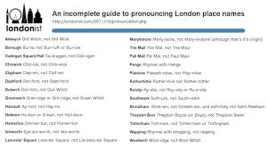 how do you pronounce theydon bois londonist