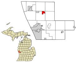 Northern Michigan Wikipedia by Twin Lake Michigan Wikipedia
