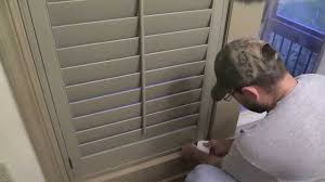 custom shutters installing blinds com signature wood shutters
