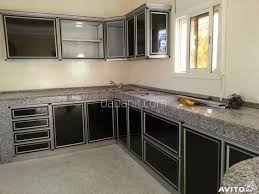 meuble cuisine en aluminium dcoration cuisine amricaine decoration cuisine marocaine moderne
