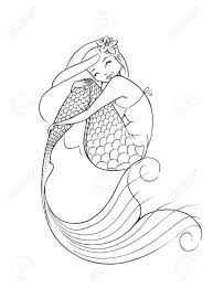 5 383 mermaid stock illustrations cliparts and royalty free