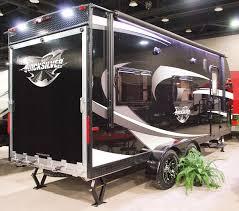 ultra light toy hauler quicksilver 7x20hj ultra lightweight toy hauler floorplan livin lite