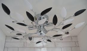 ceiling commendable chrome ceiling lights next mesmerize chrome