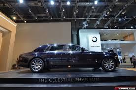 rolls royce concept car frankfurt 2013 rolls royce celestial phantom concept gtspirit