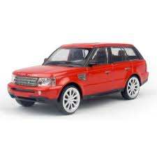 toy range rover rastar range rover sport die cast car red toy vehicles