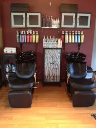 back wash area best seat in the house salon our salon