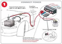 car audio capacitor diagram ma