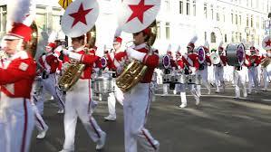 new york city ny november 24 macy s great american marching