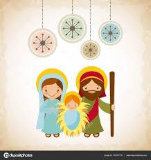 holy family design u2014 stock vector yupiramos 130767716