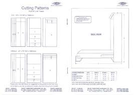 Woodworking Plans For Bunk Beds Free by Plans Murphy Bed Discover Pins About Murphy Bed Plans On Pinterest
