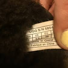 yellow uggs boots s shoes 84 ugg shoes brown low rise ugg boots from s