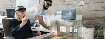 unleash business innovation with holographic technology hololens