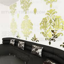 Baroque Home Decor Sofa Wall Stickers Home Decor Europe Vintage Baroque Rococo 3d