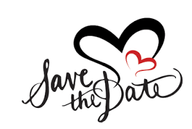 save the date wedding home
