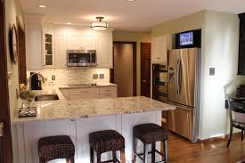Kitchen Cabinets St Charles Mo Dura Supreme White Cabinets In St Louis