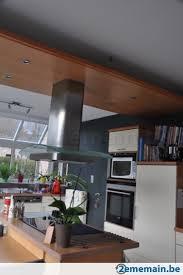 hotte de cuisine scholtes hotte îlot central scholtes a vendre 2ememain be