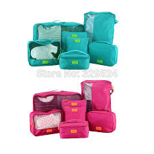 travel accessories for women images 7 pieces set travel accessories men and women 39 s solid waterproof jpg