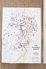 Route Mapping by Mapping Antwerp U0027s Last U0027invisible Route U0027 Atlas Obscura