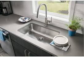 elkay kitchen faucet reviews sinks elkay kitchen sink eluhaqd in stainless steel by elkay