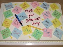 retirement messages designer cakes cupcakes mumbai 80 cakes and