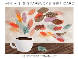 thankful giveaways hop margarita wyld starbucks giveaway and
