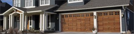 Wood Overhead Doors Wood Garage Doors Serving The Rock And Central