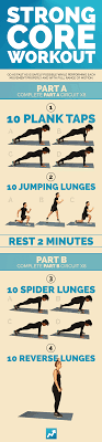 Buzzfeed Challenge 9 Total Workouts No Equipment Needed