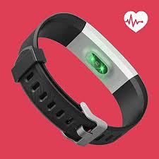 iphone sleep monitor bracelet images Delvfire pulse hr fitness tracker wearable technology jpg