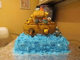 noah ark baby shower noah s ark baby shower cake cake by angiescakes cakesdecor